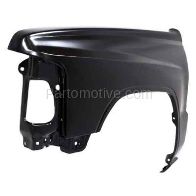 Aftermarket Replacement - FDR-1769L 84-88 Toyota Pickup Truck 2WD Front Fender Quarter Panel Driver Side TO1240123 - Image 2