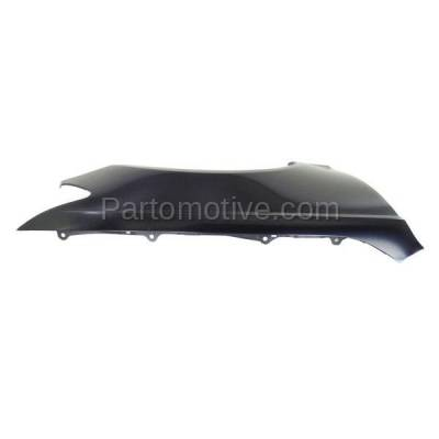 Aftermarket Replacement - FDR-1054R 2012-2018 Audi A6/A6 Quattro & S6 (2.0 & 3.0 & 4.0 Liter) Sedan Front Fender Quarter Panel Primed Steel Right Passenger Side - Image 2