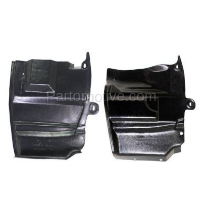 Aftermarket Replacement - ESS-1526L & ESS-1526R Engine Splash Shield Under Cover Undercar For 07-12 Altima Left & Right SET PAIR - Image 3