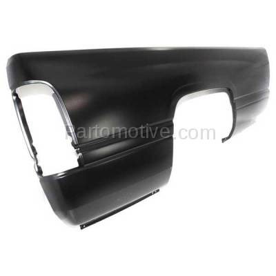 Aftermarket Replacement - FDR-1216R 1994-2001 Dodge Ram 1500 & 1994-2002 Ram 2500/3500 Truck (w/8 Foot Bed & Single Rear Wheel) Fender Quarter Panel Right Passenger Side - Image 2