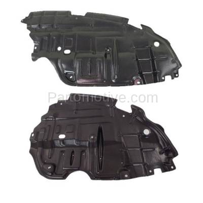 Aftermarket Replacement - ESS-1594L & ESS-1594R 13 14 15 Avalon Front Engine Splash Shield Under Cover Guard Left Right SET PAIR - Image 1