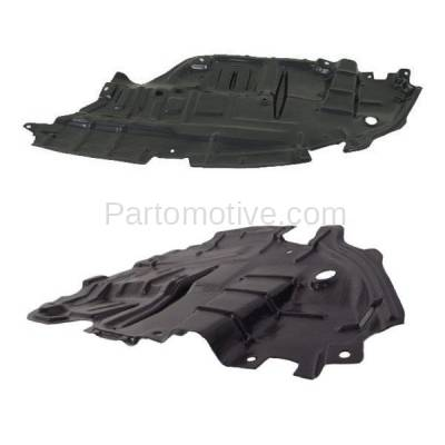 Aftermarket Replacement - ESS-1594L & ESS-1594R 13 14 15 Avalon Front Engine Splash Shield Under Cover Guard Left Right SET PAIR - Image 2