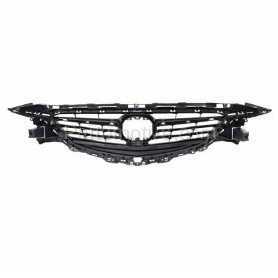 Aftermarket Replacement - GRL-2116C CAPA 14-16 Mazda6 Front Grill Grille Gray Shell/Insert MA1200192 GHP950712E - Image 3