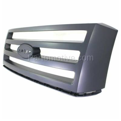 Aftermarket Replacement - GRL-1503C CAPA NEW 07-14 Expedition Front Grill Grille Primered FO1200496 7L1Z8200CPTM - Image 2