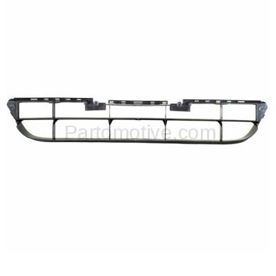 Aftermarket Replacement - GRL-1792C CAPA 06-07 Accord 2-Door Coupe Front Lower Bumper Grill Grille HO1036100 - Image 3
