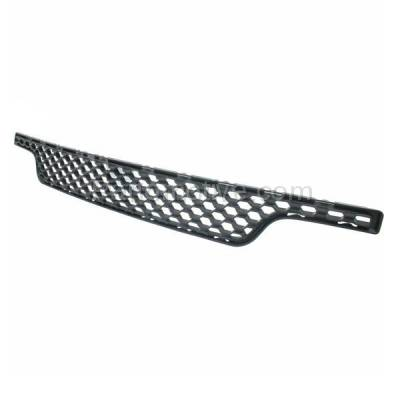 Aftermarket Replacement - GRL-1219C CAPA 11 12 13 Durango Front Bumper Face Bar Insert Grill Grille 68089175AA - Image 2