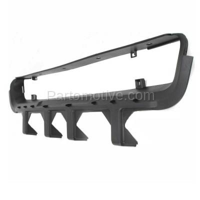 Aftermarket Replacement - GRL-1364C CAPA 04 05 06 F150 Pickup Truck Front Bumper Grill Grille Surround FO1036109 - Image 2