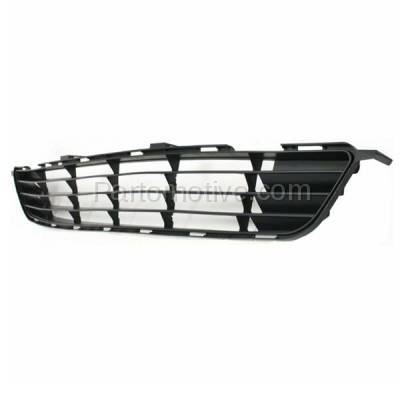 Aftermarket Replacement - GRL-2374C CAPA NEW 09-10 Corolla Front Lower Bumper Grill Grille TO1036111 5311202120 - Image 2