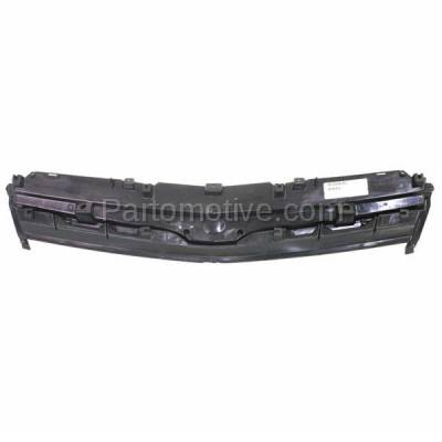 Aftermarket Replacement - GRL-1740C CAPA 08-10 Vue XE/XR Front Upper Hood Grill Grille Gray GM1200597 20789506 - Image 3