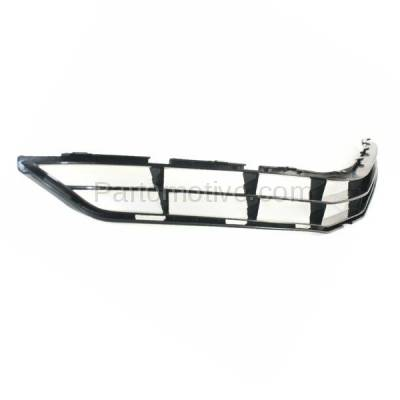 Aftermarket Replacement - GRL-2538C CAPA 10-11 Camry Hybrid Front Grill Grille Gray Shell TO1200327 5311433010 - Image 2