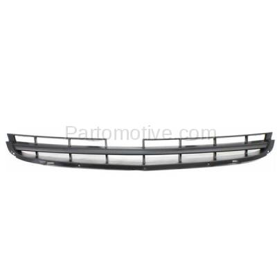 Aftermarket Replacement - GRL-1741C CAPA 08-10 Vue XE/XR Front Lower Grill Grille Gray Shell GM1200598 96660538 - Image 1