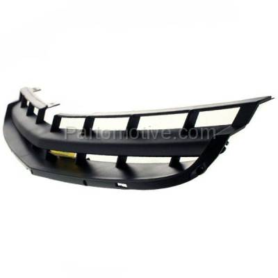 Aftermarket Replacement - GRL-1741C CAPA 08-10 Vue XE/XR Front Lower Grill Grille Gray Shell GM1200598 96660538 - Image 2