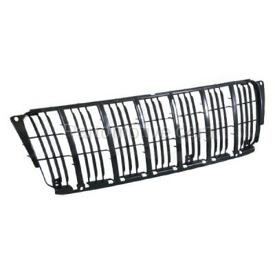 Aftermarket Replacement - GRL-1263C CAPA 99-03 Grand Cherokee Front Inner Grill Grille Rubber Insert CH1200222 - Image 2