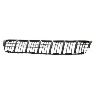 Aftermarket Replacement - GRL-1263C CAPA 99-03 Grand Cherokee Front Inner Grill Grille Rubber Insert CH1200222 - Image 3