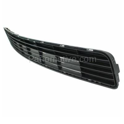 Aftermarket Replacement - GRL-2387C CAPA 10-11 Camry Hybrid Front Lower Bumper Grill Grille TO1036124 5311206100 - Image 2
