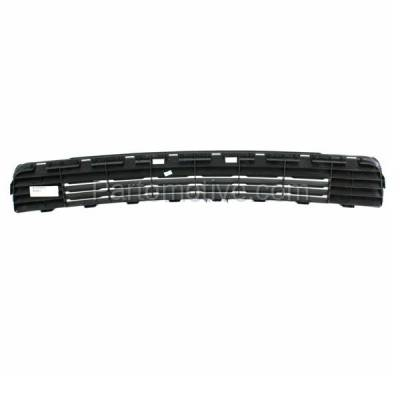 Aftermarket Replacement - GRL-2387C CAPA 10-11 Camry Hybrid Front Lower Bumper Grill Grille TO1036124 5311206100 - Image 3