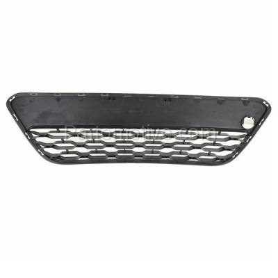 Aftermarket Replacement - GRL-1961C CAPA NEW Lower Bumper Cover Grill Grille KI1036118 865611W210 Fits 12-15 Rio - Image 3