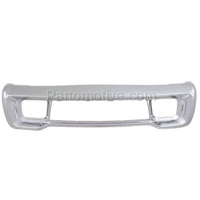 Aftermarket Replacement - GRL-1225C CAPA 14-15 Grand Cherokee Front Bumper Face Bar Frame Grill Grille CH1037107 - Image 1