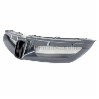 Aftermarket Replacement - GRL-1842C CAPA 06-07 Accord Sedan & Hybrid Front Grill Grille HO1200179 71121SDAA10ZA - Image 2