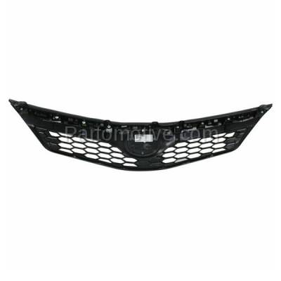 Aftermarket Replacement - GRL-2563C CAPA 12 13 14 Camry SE Front Grill Grille Black Shell TO1200354 5310106340C0 - Image 3
