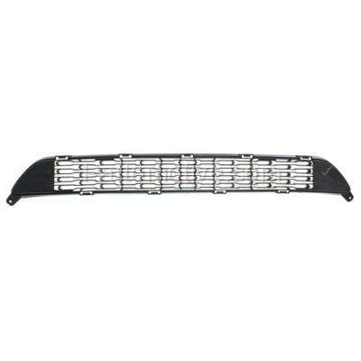 Aftermarket Replacement - GRL-1958C CAPA Front Lower Bumper Grill Grille KI1036115 865611U500 For 14-15 Sorento - Image 3