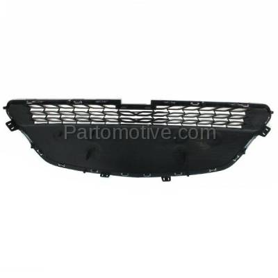 Aftermarket Replacement - GRL-1783C CAPA 13-15 Chevy Spark Lower Front Grill Grille w/o-Fog GM1200656 95078756 - Image 3