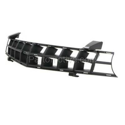 Aftermarket Replacement - GRL-1758C CAPA 10-13 Chevy Camaro Front Face Bar Grill Grille Black GM1200620 92243533 - Image 2