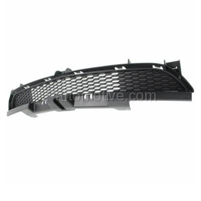 Aftermarket Replacement - GRL-1213C CAPA 11-14 Charger Lower Front Bumper Insert Face Bar Grill Grille CH1036113 - Image 2