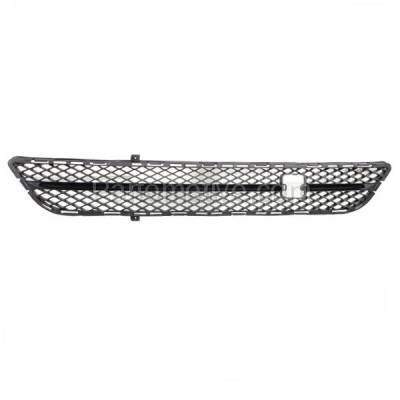 Aftermarket Replacement - GRL-1921C CAPA Front Lower Bumper Grill Grille IN1036100 622541NF1A For G-25/37 & Q-40 - Image 3
