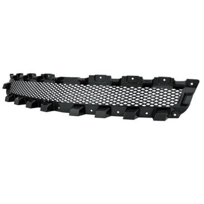 Aftermarket Replacement - GRL-1743C CAPA 08-12 Chevy Malibu Front Upper Grill Grille Insert GM1200601 15823699 - Image 2