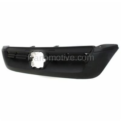 Aftermarket Replacement - GRL-1846C CAPA 07 08 09 CRV Front Upper Face Bar Grill Grille HO1200186 71128SWA003ZA - Image 2