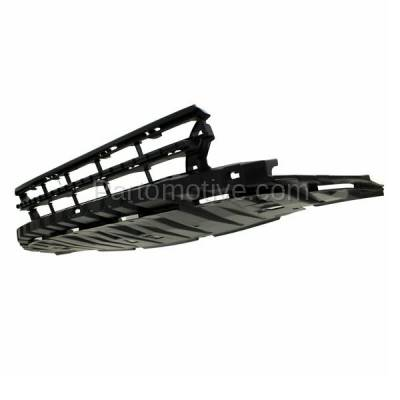 Aftermarket Replacement - GRL-1801C CAPA 13-15 Civic Sedan Front Lower Bumper Grill Grille HO1036113 71105TR3A51 - Image 2