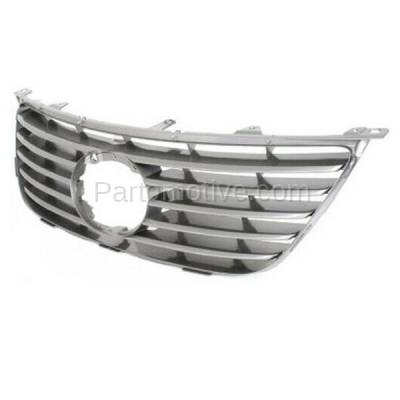 Aftermarket Replacement - GRL-2030C CAPA 07 08 09 ES-350 Front Grill Grille w/Radar Cruise LX1200126 5311133270 - Image 2