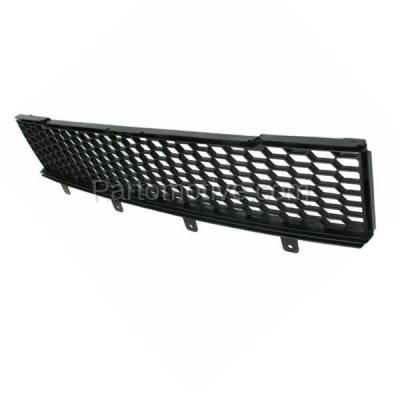 Aftermarket Replacement - GRL-1358C CAPA NEW 12-15 Fiat 500 Front Lower Bumper Grill Grille FI1036100 1RZ48KX7AA - Image 2
