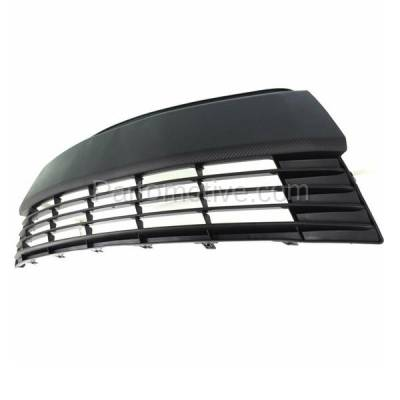 Aftermarket Replacement - GRL-2404C CAPA NEW 14-15 Corolla Front Lower Bumper Grill Grille TO1036145 5311202450 - Image 2