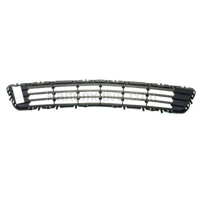 Aftermarket Replacement - GRL-1703C CAPA 06-08 Chevy Malibu Front Lower Bumper Grill Grille GM1200537 15266333 - Image 3