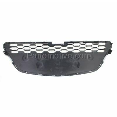 Aftermarket Replacement - GRL-1785C CAPA 13-15 Chevy Spark Lower Front Grill Grille with Fog GM1200658 95078760 - Image 3