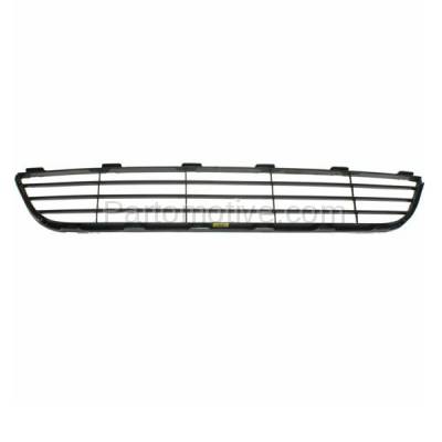 Aftermarket Replacement - GRL-2371C CAPA 07-08 Yaris Sedan Front Lower Bumper Grill Grille TO1036108 5311252240 - Image 3