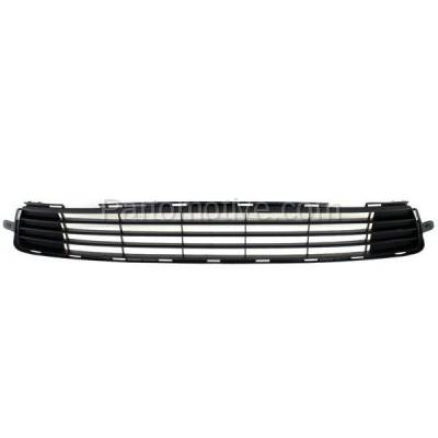 Aftermarket Replacement - GRL-2388C CAPA 11 12 13 Corolla Front Lower Bumper Grill Grille TO1036125 5311202280 - Image 1