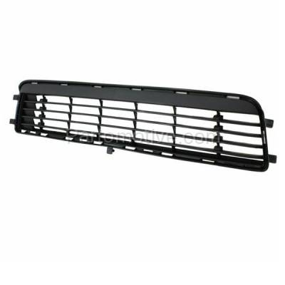 Aftermarket Replacement - GRL-2311C CAPA 11 12 13 tC Front Lower Bumper Grill Grille Black SC1036104 5311221050 - Image 2