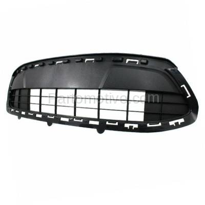 Aftermarket Replacement - GRL-1380C CAPA 11 12 13 Fiesta SE Front Lower Bumper Grill Grille FO1036140 AE8Z8200LA - Image 2