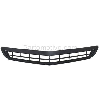 Aftermarket Replacement - GRL-1530C CAPA 10-13 Camaro LS/LT Front Lower Bumper Grill Grille GM1036125 92228228 - Image 1