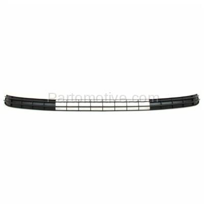Aftermarket Replacement - GRL-1701C CAPA 04-05 Chevy Malibu Front Lower Bumper Grill Grille GM1200534 22674902 - Image 1