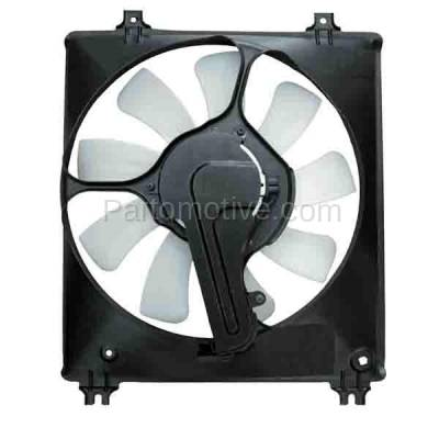 Aftermarket Replacement - FMA-1513 CONDENSER FAN ASSEMBLY FOR MODELS WITH 3.7L V6 AND AUTO TRANSMISSION AC3113111 - Image 2