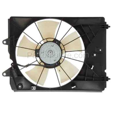 Aftermarket Replacement - FMA-1525 RADIATOR FAN ASSEMBLY AC3115117 - Image 2