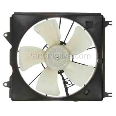 Aftermarket Replacement - FMA-1529 RADIATOR FAN ASSEMBLY AC3115121 - Image 1