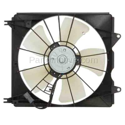 Aftermarket Replacement - FMA-1529 RADIATOR FAN ASSEMBLY AC3115121 - Image 2