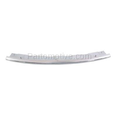 Aftermarket Replacement - VLC-1040F 11-13 Grand Cherokee Front Lower Skid Plate Valance Air Dam Deflector Apron Trim - Image 1