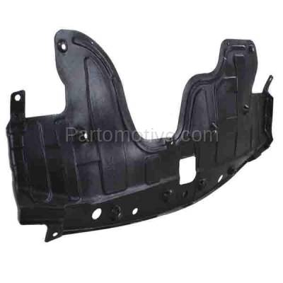 Aftermarket Replacement - ESS-1289C CAPA For Front Engine Splash Shield Under Cover Fits 10-12 Santa Fe 291100W800 - Image 2