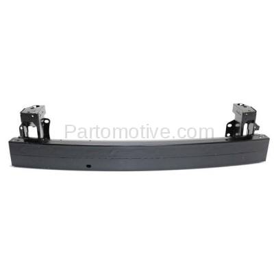 Aftermarket Replacement - BRF-1098FC 2007-2017 Jeep Compass & Patriot (For Models without Tow Hook) Front Bumper Impact Bar Crossmember Reinforcement Primed Steel - Image 1